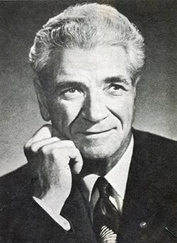 Il contattista George Adamski (Large)